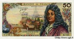 50 Francs RACINE FRANCE  1968 F.64.12 pr.NEUF