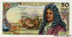 50 Francs RACINE FRANCE  1973 F.64.24 NEUF
