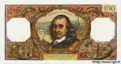 100 Francs CORNEILLE FRANCE  1969 F.65.28 NEUF