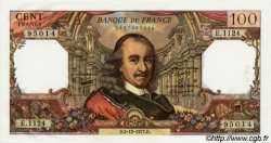 100 Francs CORNEILLE FRANCE  1977 F.65.60 SPL