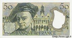 50 Francs QUENTIN DE LA TOUR FRANCE  1983 F.67.09 SPL+