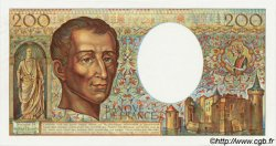 200 Francs MONTESQUIEU FRANCE  1985 F.70.05 SPL+