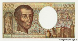 200 Francs MONTESQUIEU FRANCE  1992 F.70.12a NEUF