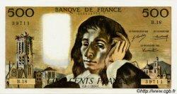 500 Francs PASCAL FRANCE  1970 F.71.05 NEUF