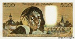 500 Francs PASCAL FRANCE  1973 F.71.09 SUP