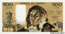 500 Francs PASCAL FRANCE  1977 F.71.16 SPL+