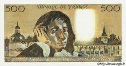 500 Francs PASCAL FRANCE  1978 F.71.18 NEUF