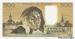 500 Francs PASCAL FRANCE  1993 F.71.51 NEUF
