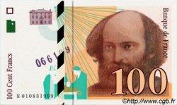100 Francs CÉZANNE FRANCE  1997 F.74.01 (?) NEUF