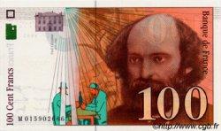 100 Francs CÉZANNE sans STRAP FRANCE  1997 F.74.bis NEUF