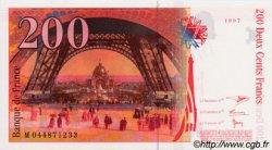 200 Francs EIFFEL FRANCE  1997 F.75.04a NEUF