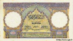 100 Francs type 1928 MAROC  1928 P.20s pr.NEUF