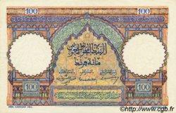 100 Francs MAROC  1952 P.45 SPL+