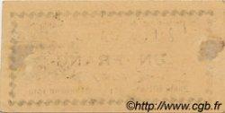 1 Franc MAROC  1919 P.06b SUP