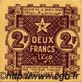 2 Francs MAROC  1944 P.43 pr.NEUF