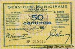 50 Centimes MAROC  1919 P.- TTB+