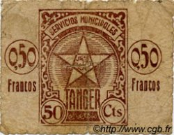 0,50 Francos MAROC  1941 P.- AB