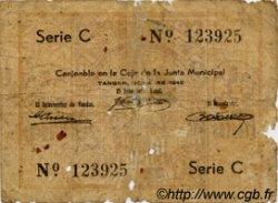 0,50 Francos MAROC  1942 P.- B