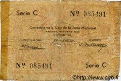 2 Francos MAROC Tanger 1942 P.04 pr.B