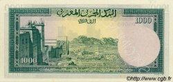 1000 Francs type Ouarzazate MAROC  1951 P.46A pr.NEUF
