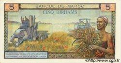 5 Dirhams MAROC  1965 P.53c pr.NEUF