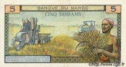 5 Dirhams MAROC  1966 P.53d TTB+
