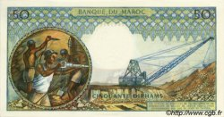 50 Dirhams MAROC  1969 P.55d NEUF