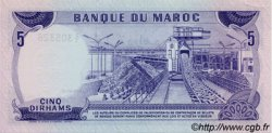 5 Dirhams MAROC  1970 P.56x NEUF