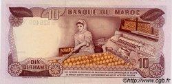 10 Dirhams MAROC  1970 P.57a NEUF