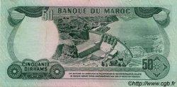 50 Dirhams MAROC  1970 P.58x SUP