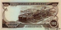 100 Dirhams MAROC  1970 P.59x NEUF