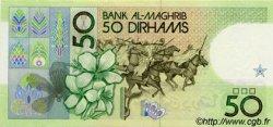 50 Dirhams MAROC  1987 P.61b NEUF