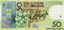 50 Dirhams MAROC  1991 P.64c NEUF