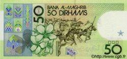 50 Dirhams MAROC  1991 P.64d NEUF