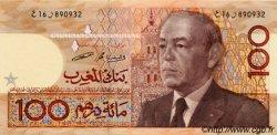 100 Dirhams MAROC  1991 P.65c NEUF