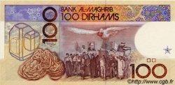100 Dirhams MAROC  1991 P.65d NEUF