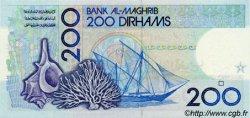 200 Dirhams MAROC  1991 P.66d NEUF
