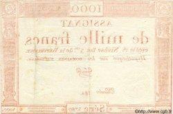 1000 Francs FRANCE  1795 Laf.175 TTB+