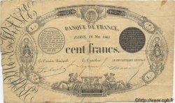 100 Francs 1848 définitif à l