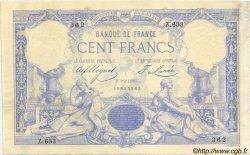 100 Francs 1882 FRANCE  1884 F.A48.04 TTB
