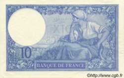 10 Francs MINERVE FRANCE  1926 F.06.01 SUP+