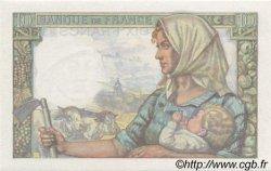 10 Francs MINEUR FRANCE  1944 F.08.11 NEUF