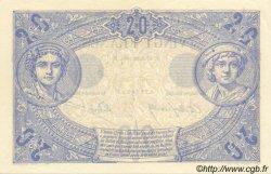 20 Francs NOIR FRANCE  1904 F.09.03 pr.NEUF