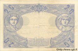 20 Francs BLEU FRANCE  1912 F.10.02 pr.SUP