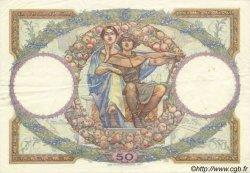 50 Francs LUC OLIVIER MERSON FRANCE  1928 F.15.02 TTB+ à SUP