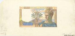 50 Francs CÉRÈS FRANCE  1934 F.17.00 pr.NEUF