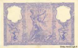 100 Francs BLEU ET ROSE FRANCE  1906 F.21.20 SUP+