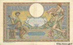 100 Francs MERSON avec LOM FRANCE  1909 F.22.02 pr.TTB