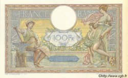 100 Francs LUC OLIVIER MERSON grands cartouches FRANCE  1924 F.24.02 SUP