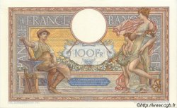 100 Francs LUC OLIVIER MERSON grands cartouches FRANCE  1931 F.24.10 SUP à SPL